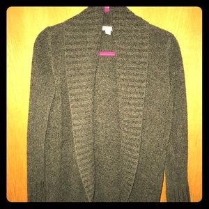 Merona super cozy charcoal sweater